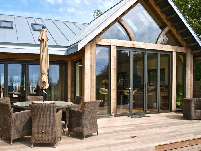 alpine bi folding doors